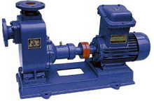 CYZ-A Self-priming Centrifugal Oil Pump