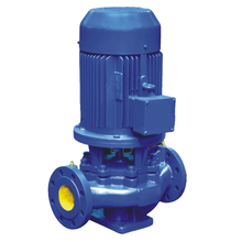 ISG Single Stage Single Suction Vertical Centrifugal Pump