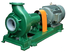 IHF Teflon Lined Chemical Pump