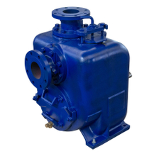 U-4 Self-priming Trash Pump