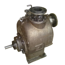 Stainless Steel CD4MCU Self-priming Trash Pump